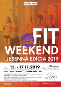 Jesenny fit weekend