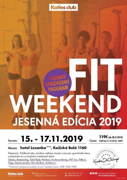 Jesenny fit weekend